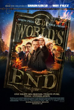World's End One Sheet