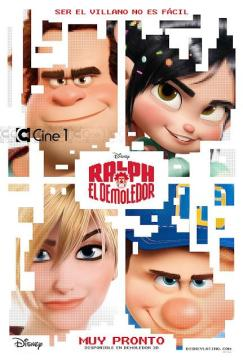 Wreck It Ralph International C
