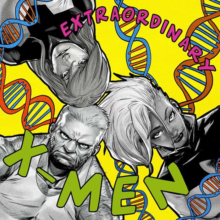 X-Men hip hop variant