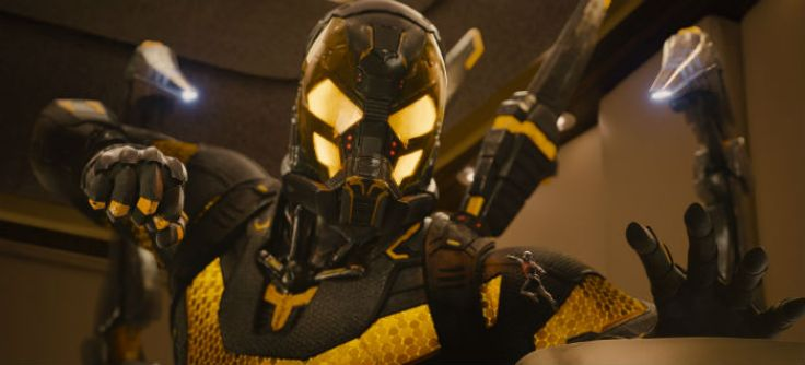 Yellowjacket Ant-Man