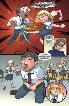 Yoga Hosers comic book (3)