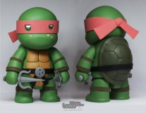 Adorable Teenage Mutant Ninja Turtles vinyl toys