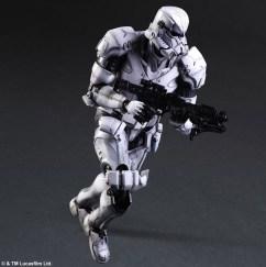 Stormtrooper Play Arts Kai Variant Figure