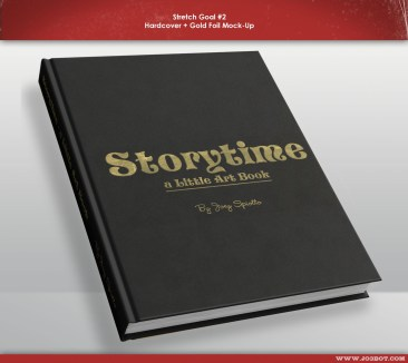 Joey Spiotto's Storytime hardcover