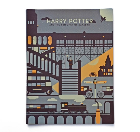 Harry Potter and the Prisoner of Azkaban print