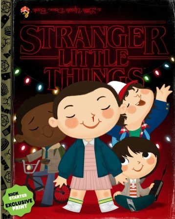 Joey Spiotto's Storytime - Stranger Things