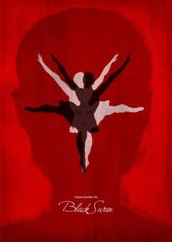 Dean Walton's Black Swan Poster