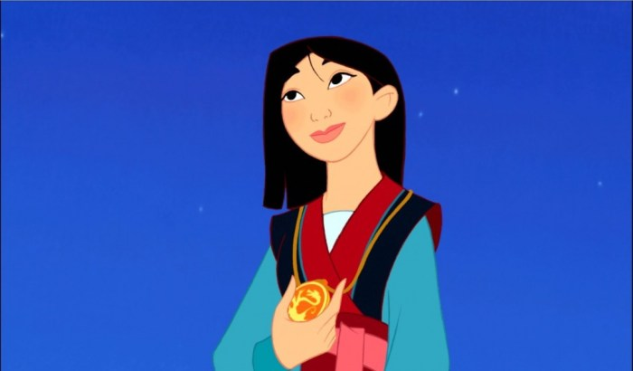 mulan live-action remake