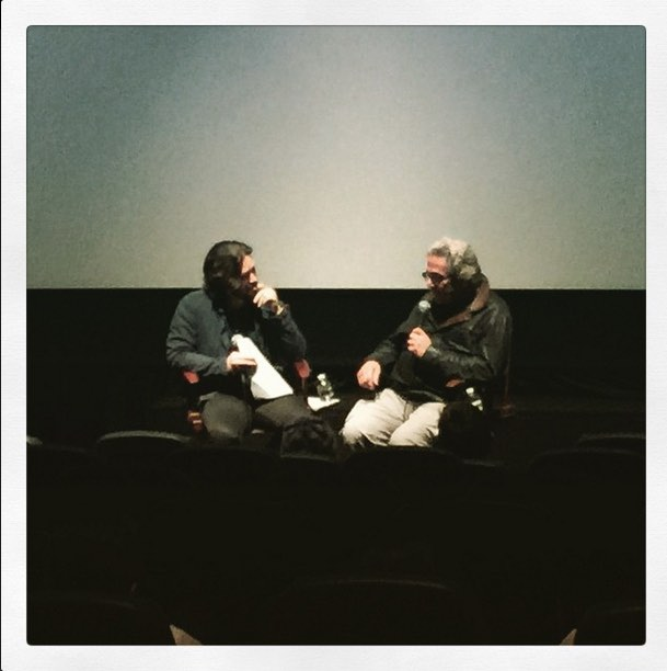 Edgar Wright and George Miller