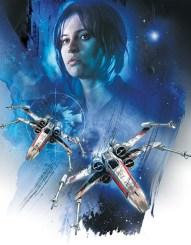 Rogue One artwork - Jyn