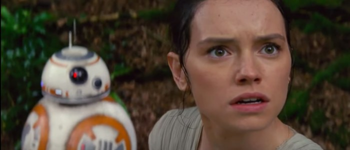 Star Wars: The Force Awakens Rey and BB-8