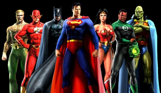 DC movie slate revealed