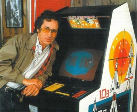 Steven Spielberg arcades in movies