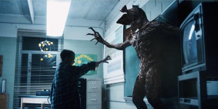 Stranger Things: 11 vs the monster