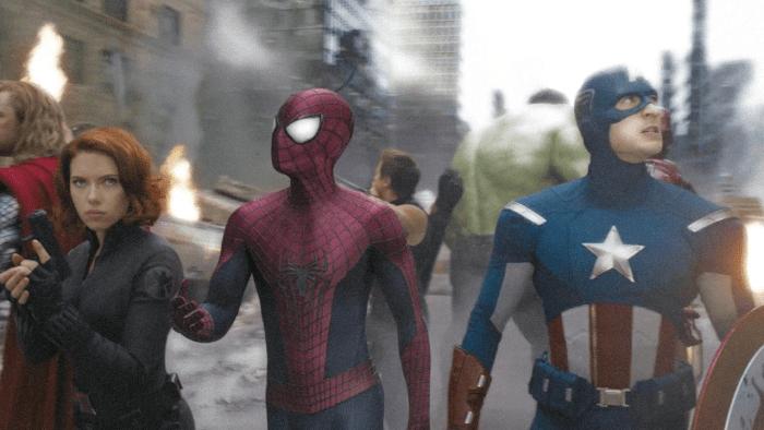 spiderman marvel studios