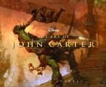 John Carter Art Book Cover