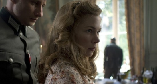 Michelle Williams in 'Suite Francaise'
