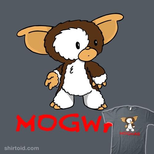 Mogwais t-shirt