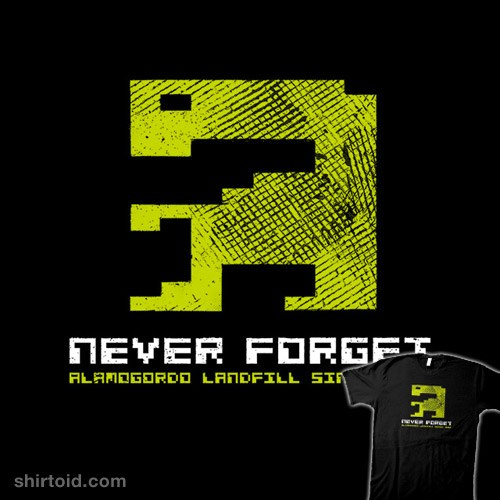 Never Forget 1983 t-shirt