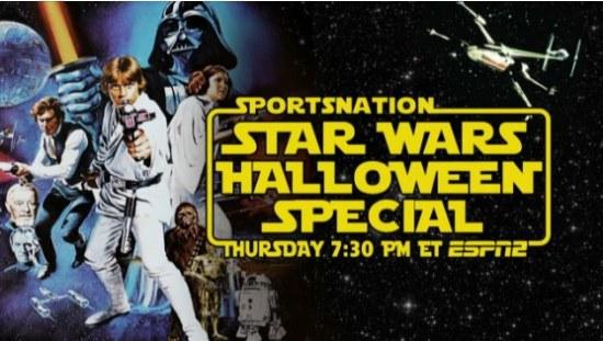 Star Wars Halloween Special