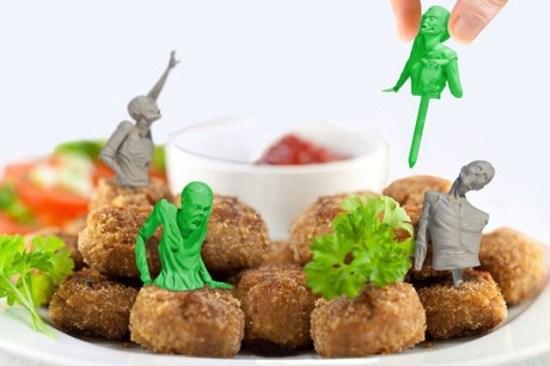 Zombie Toothpicks