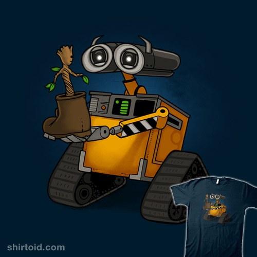 Life Found t-shirt