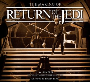The Making of Return of the Jedi book