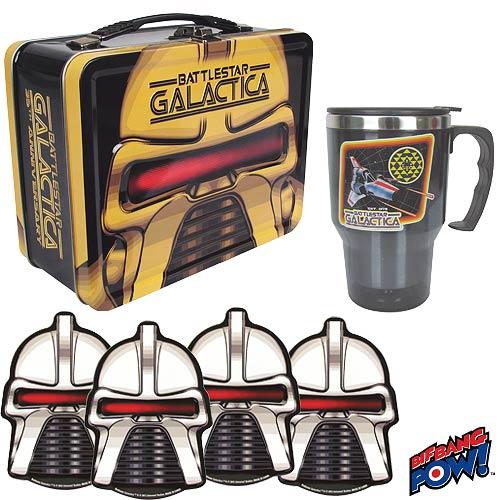 Battlestar Galactica 35th Anniversary Set