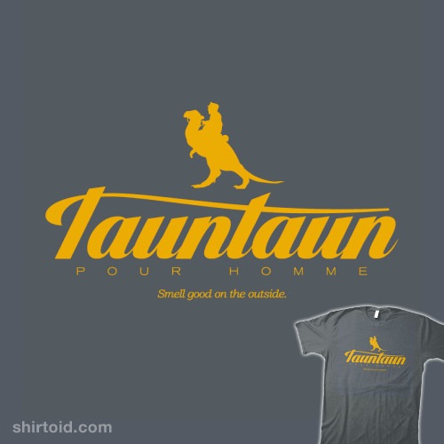 Tauntaun Cologne t-shirt