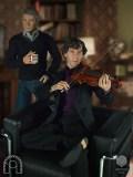 Sherlock 1:6 Scale Figures