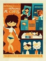"""Dave Perillo """"Actually Making a Girl"""""""