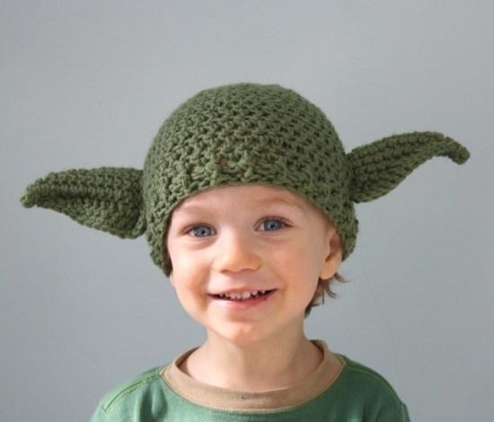 Star Wars-Themed Crocheted Hats