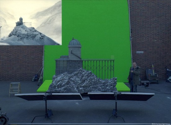 The Grand Budapest Hotel Visual Effects