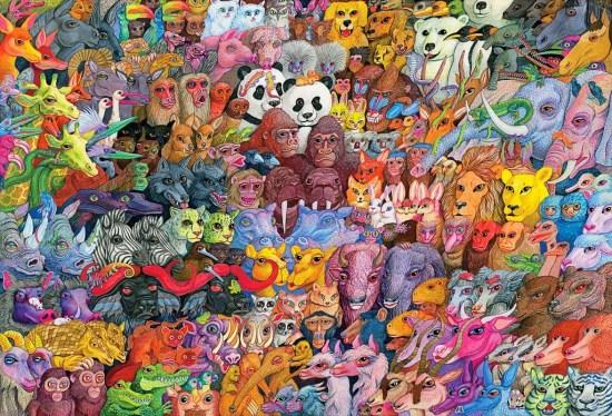 Matt Furie Animal Planet Noah