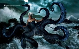 Queen Latifah as Ursula from The Little Mermaid