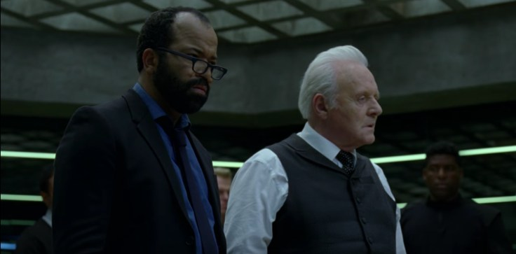 westworld doctor ford and bernard