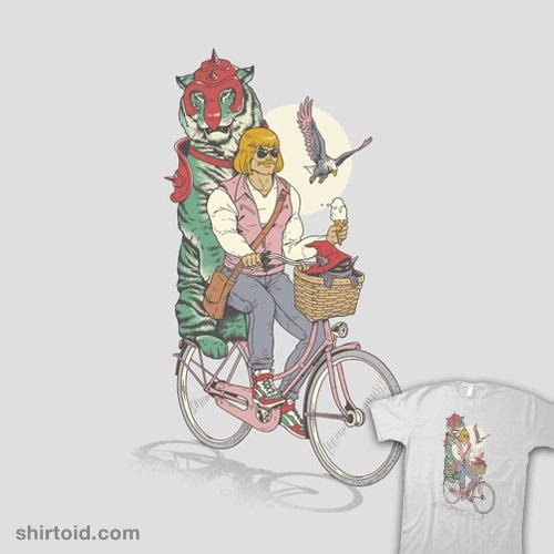 I Have a Bike t-shirt