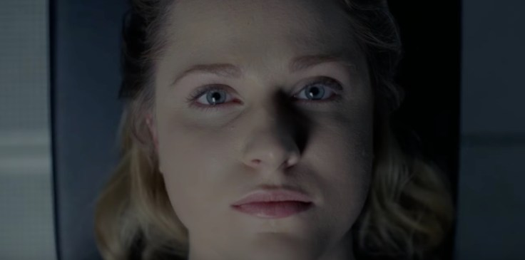 dolores on an operating table - westworld
