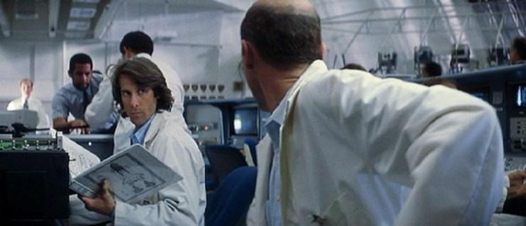 Michael Bay acting - Michael Bay as a NASA Scientist (uncredited) in Armageddon