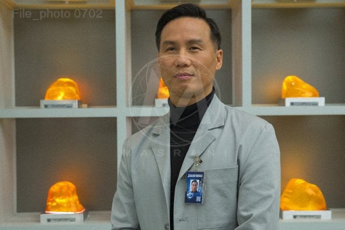 jurassic world BD Wong