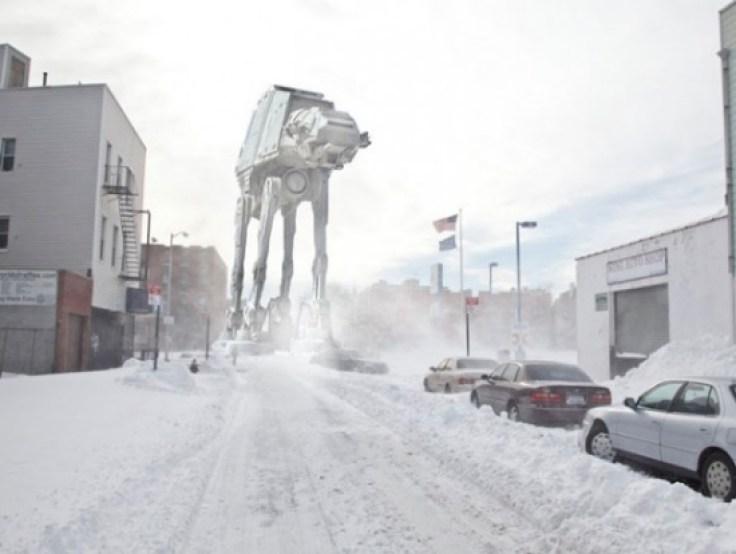 New York City Blizzard Hoth