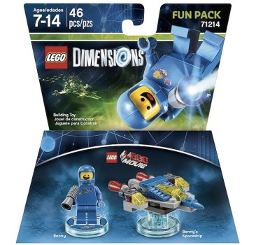 LEGO Dimensions Expansion Packs
