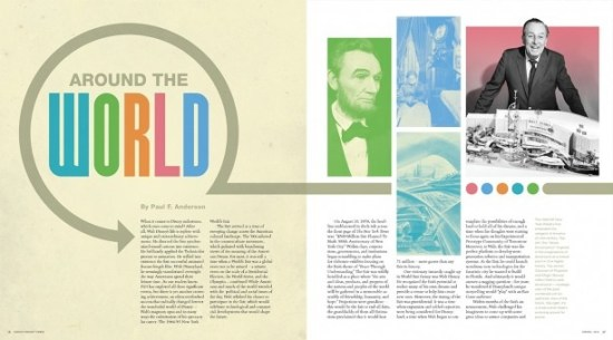 First Look: D23 Celebrates the 1964-65 New York World's Fair