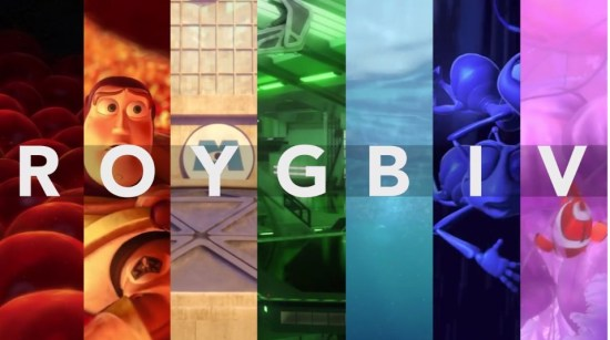 Pixar color