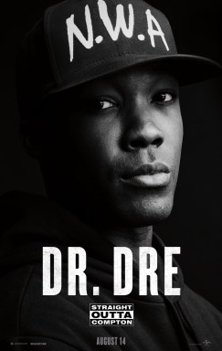 Straight Outta Compton character posters