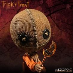 Trick R Treat Stylized 6 inch Sam Vinyl Figure From Mezco