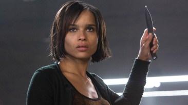 Zoe Kravitz in Divergent