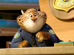 Zootopia - Benjamin Clawhauser