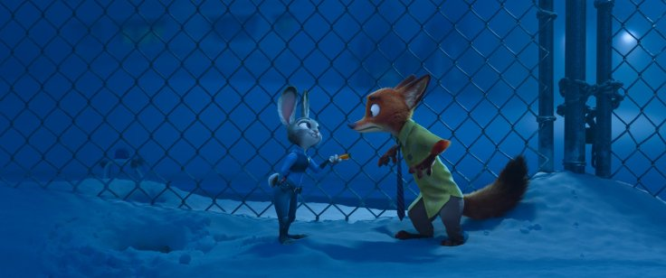 Zootopia - Judy Hopps and Nick Wilde (2)