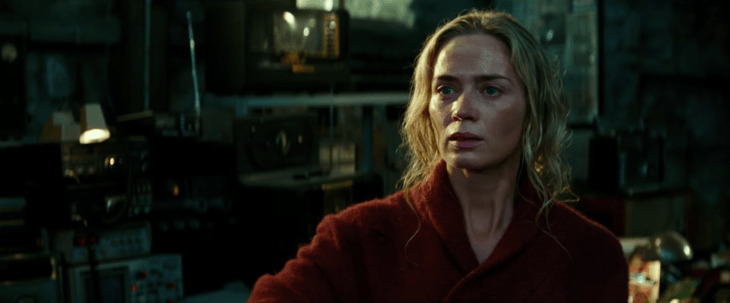 Image result for a quiet place emily blunt